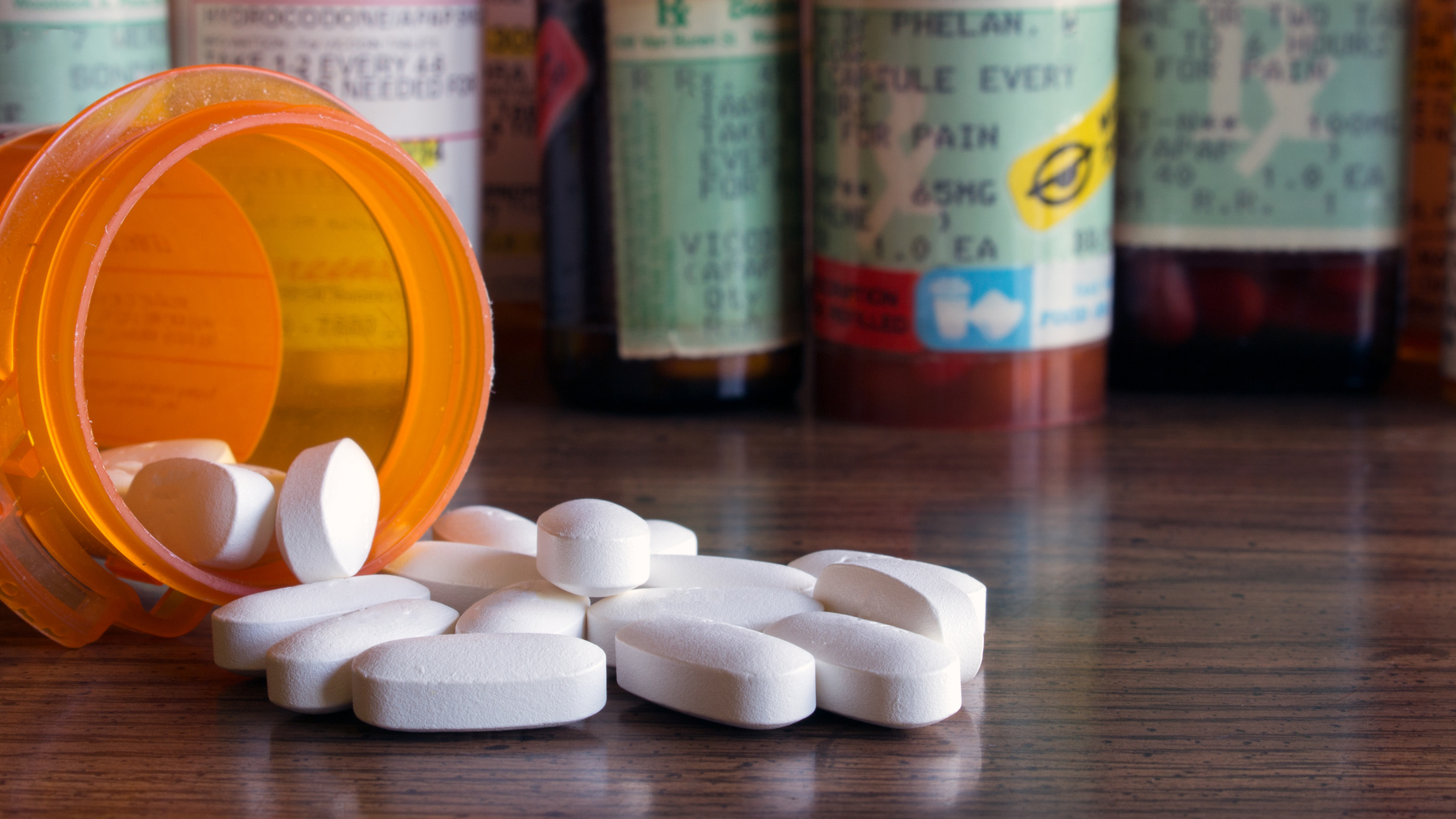 We Worked With 4 Patients Who Were Dealing With Opioid Dependence And Here's What We Found