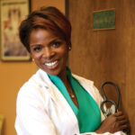 Dr. Glenna Tolbert, founder of the Tolbert Center for Rehabilitation and Wellness